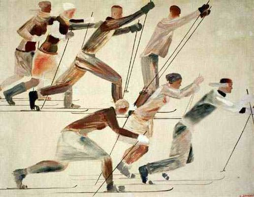 The_skiers_1926