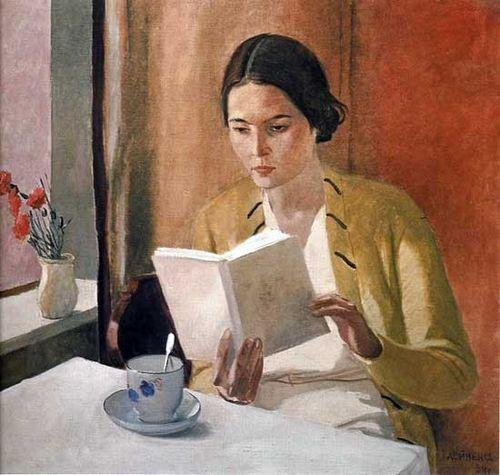 Deineka_Jeune_femme_1934