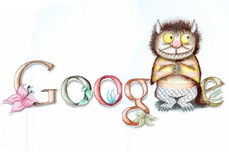 Maurice Sendak Google