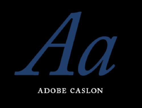 Caslon_Adobe