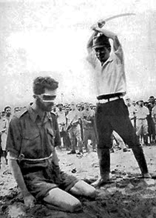 Beheading_WWII