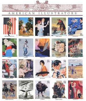 Am_illus_stamps