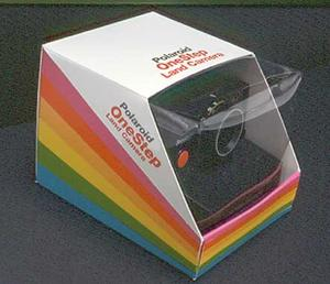 Logo for The Branding of Polaroid